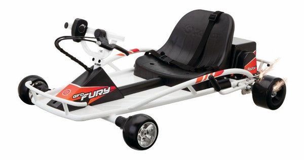 Razor Electric Ride-On Ground Force Drifter Fury - WalkBye