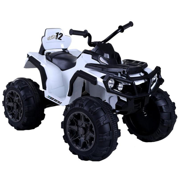 Go Skitz Adventure Electric Quad Bike Blue - WalkBye