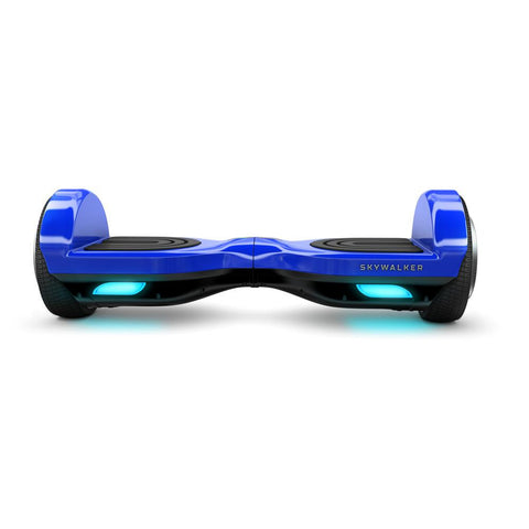 SkyWalker Blue Color Mini Segway 6.5 Inch - WalkBye