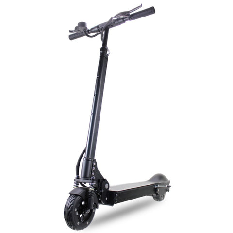 PATGEAR E5 Foldable Electric Scooter - Jet Black Color - WalkBye