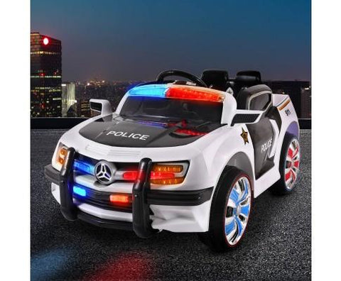 Kids Ride on Police Car - WalkBye