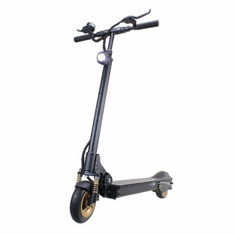 PATGEAR E5 Foldable Electric Scooter - Gold Edition - WalkBye
