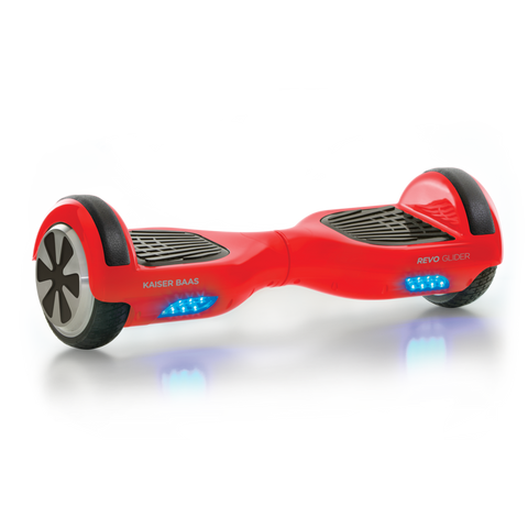 Revo Glider Red Self Balancing Scooter 6.5 Inch - WalkBye