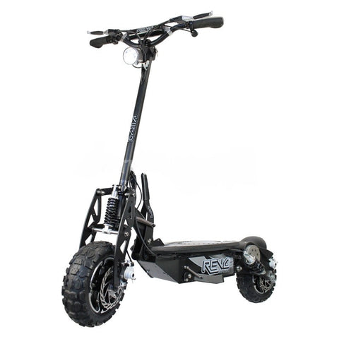 REVO-SPRINT 1600W – LITHIUM 52V 2019 MODEL WITH SMART CONTROLLER AND DISPLAY! - WalkBye