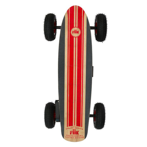 FiiK Street Surfer Electric Skateboard 1000W Li Battery - WalkBye