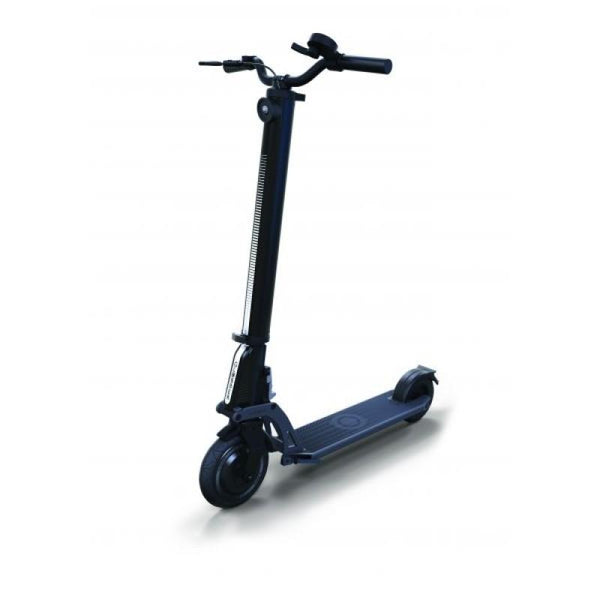 Globber One K E-Motion Fold Up Electric Scooter Black/Charcoal - WalkBye