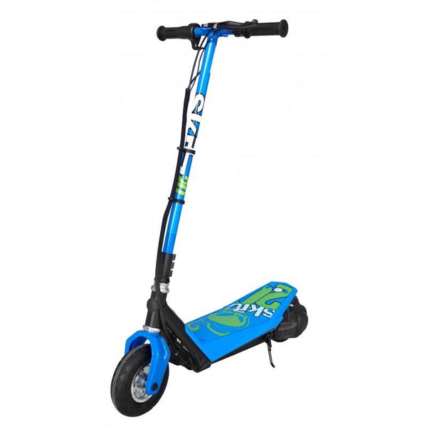 GoSkitz V2.0 Blue Kids Electric Scooter - WalkBye