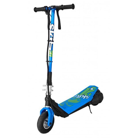GoSkitz Foldable V2.0 Blue Kids Electric Scooter