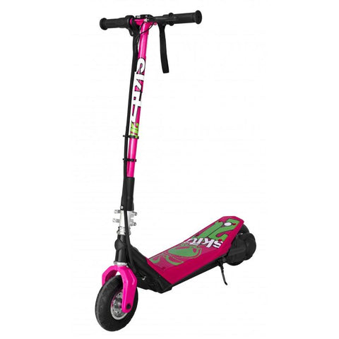 GoSkitz Foldable V2.0 Pink Kids Electric Scooter