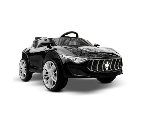 Kids Ride on Sports Car – Black - WalkBye