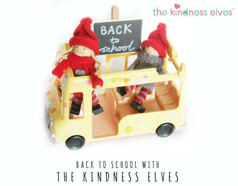 Back to School with The Kindness Elves™