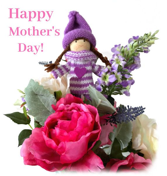 Happy Mother's Day 26th March (UK)!