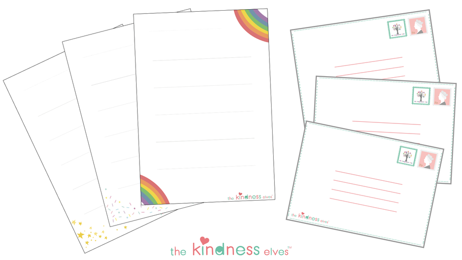 The Kindness Elves Mail Template