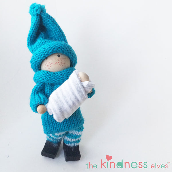 Donating Kindness Elves™ to support the NICU!