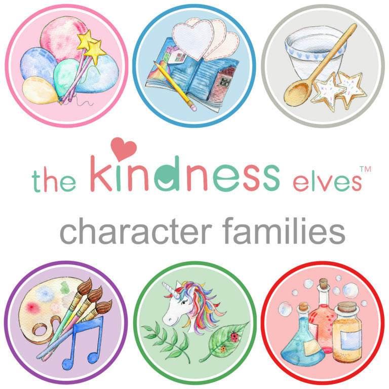 The Kindness Elves Families