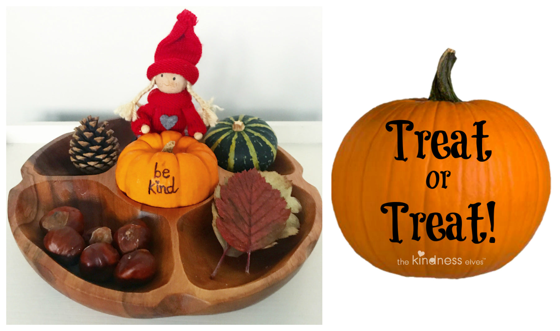 Treat or Treat Collage
