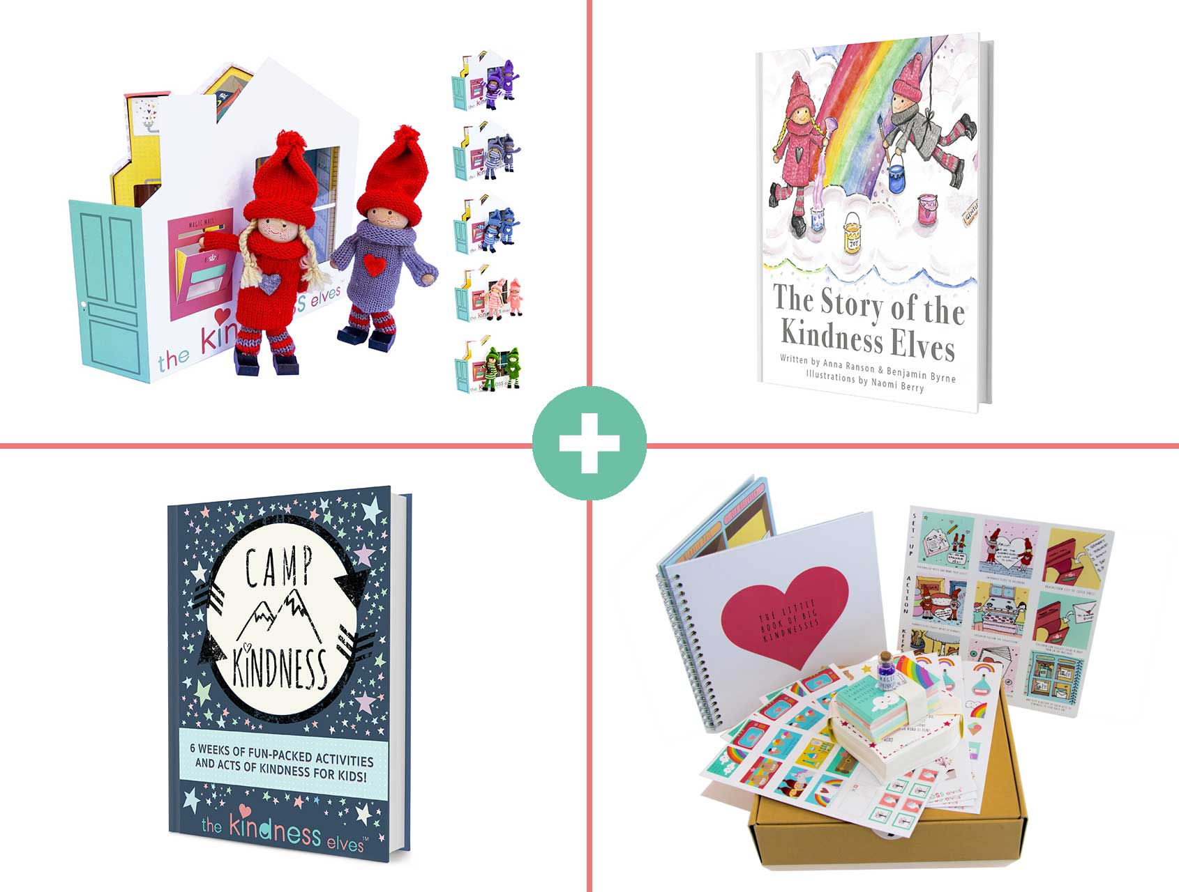 The Kindness Elves Accessories Pack