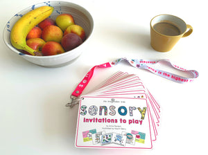 Invitations to Play Activity Cards - The Imagination Tree Store