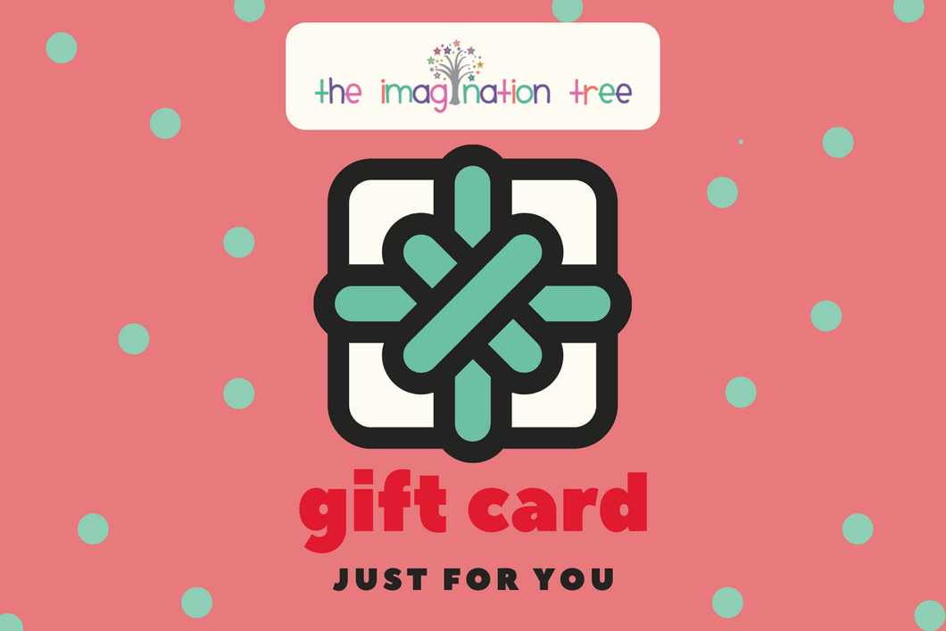 The Imagination Tree Gift Card - The Imagination Tree Store
