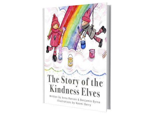The Story of The Kindness Elves Book