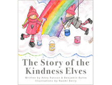 Load image into Gallery viewer, The Story of The Kindness Elves Book - The Imagination Tree Store
