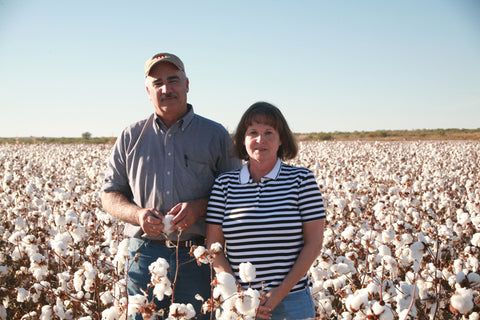 Native Color - The Oldham Family Organic Cotton Farm