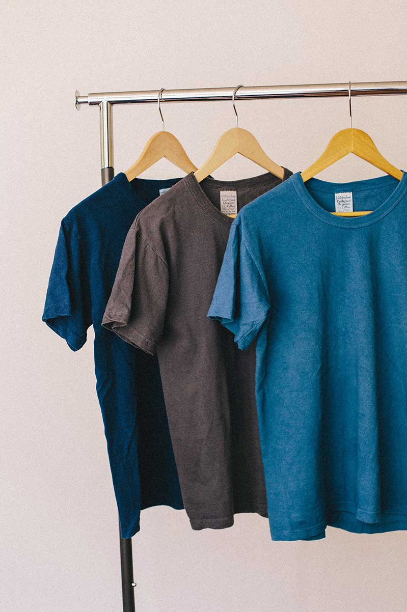 The All Natural T-Shirt™ 3-Pack - Dark
