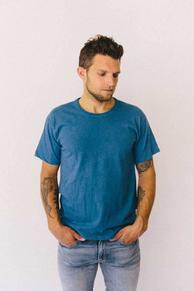 The All Natural T-Shirt™ - Indigo