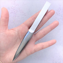 Sturdy Straight Tweezers | Wire Bending Tool for Cloisonne Craft | Wire Wrapping Tool