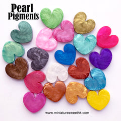 Pearl Liquid Colorant | Shimmer Resin Pigment | Resin Coloring | Resin Dye | Resin Color | Resin Paint (Silver Black / 15 grams)