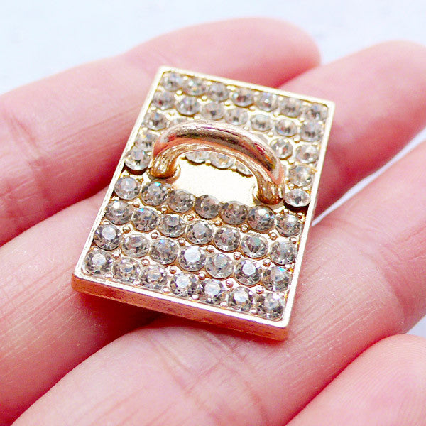competitive price 7df87 02d3e Phone Charm Holder | Luxury Phone Case Hook Cab | Phone Case Accessories |  Charm Connector | Bling Bling Decoden Supplies | Sparkle Phone ...