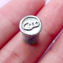 Dollhouse Soda Pop Can | 1:12 Scale Miniature Sprite Ice | Doll House Soft Drink (8mm x 12mm)