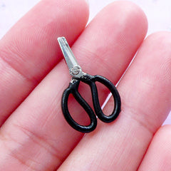 Dollhouse Scissors (Movable & Actual Working) | 1:12 Scale Miniature Supplies | Doll House Tools (13mm x 21mm)