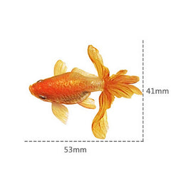 3D Resin Painting Sticker | Filling Material for Miniature Goldfish Pond DIY | Resin Craft Supplies (1 Sheet)