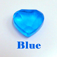 Blue UV Resin | UV Sunlight Activated Resin | Hard Type Ultraviolet Cured Resin | Solar Curing Resin | Kawaii Resin Jewelry Making (25g / Translucent Clear Blue)