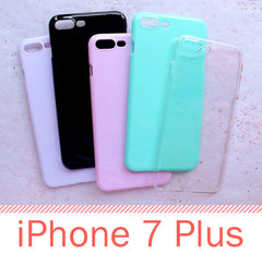 iPhone 7 Plus Phone Case | iPhone 7 Plus Accessories | Cell Phone Decoden | Kawaii Supplies