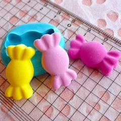 Candy Mold Bow Tie 24mm Silicone Flexible Mold Decoden Kawaii Sweets Fondant Mold Fimo Polymer Clay Jewelry Cabochon Charms Resin Wax MD699