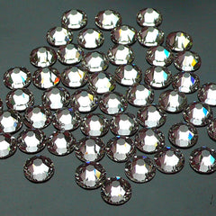 Swarovski SS12 (3mm) 2088 Swarovski Elements Rhinestones (Flat Back) 16 Faceted Cut Round Crystal (Clear 001) (50pcs) RH-SW001