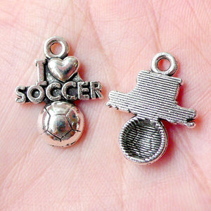 1 2//8inchx 7//8inch 30PCs Silver Tone Bike Bicycle Charm Pendants 31mmx23mm K9P9