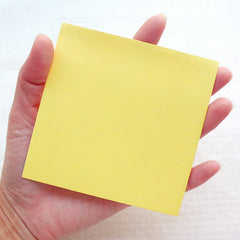 "Small Square Envelopes (10pcs / 10cm x 10cm / 3.93"" x 3.93"" / Yellow) Thank You Notes Party Supplies Invitation Card Greeting Card S436"