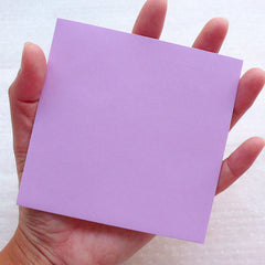 "Square Wedding Envelopes / Small Letter Envelope (10pcs / 10cm x 10cm / 3.93"" x 3.93"" / Purple) Stationery Supplies Thank You Card S439"