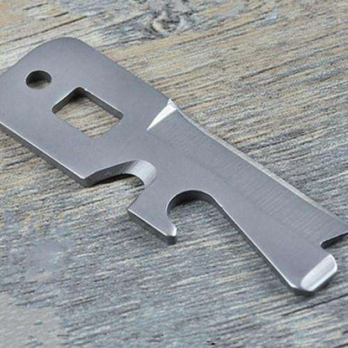 Outdoor Stealth Multi Keychain Tool - Survival-Net