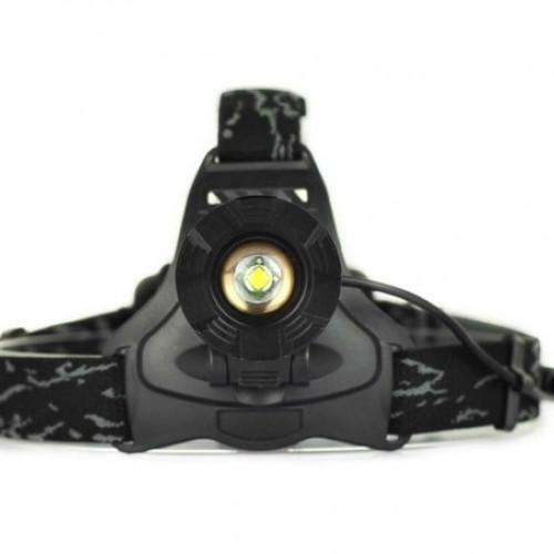 Bright Zoomable LED Headlamp Flashlight - Survival-Net