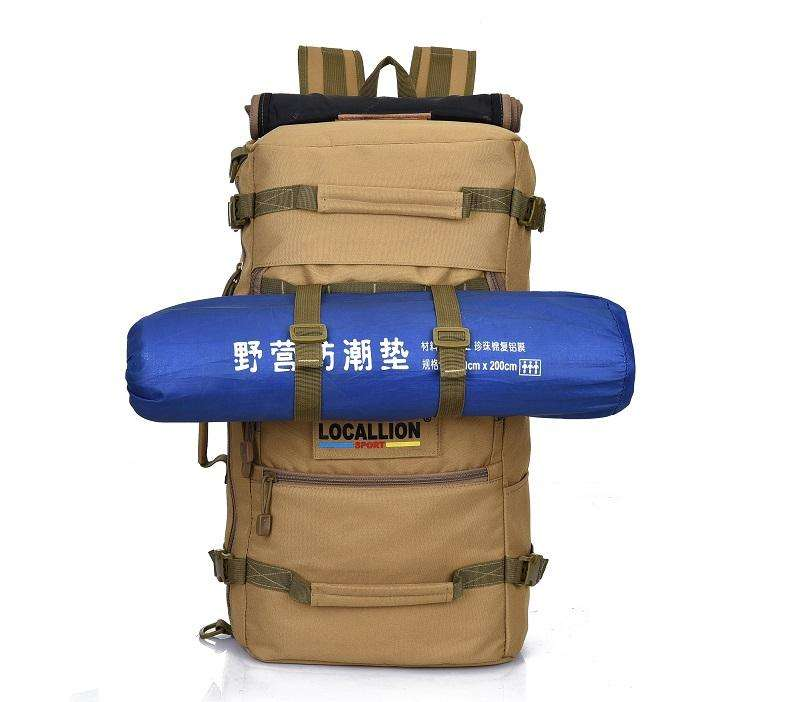 50L New Military Tactical Backpack | Camping  Mountaineering bag - Survival-Net