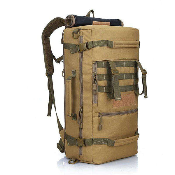 50L New Military Tactical Backpack | Camping  Mountaineering bag
