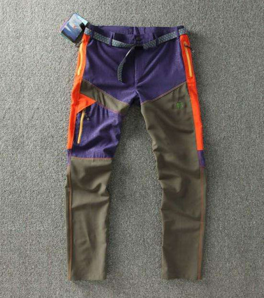 Men Outdoor Sports Trekking Pants
