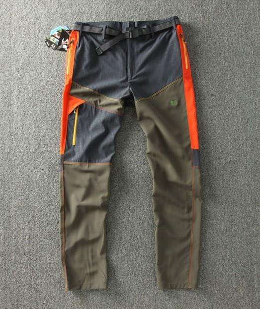 Men Outdoor Sports Trekking Pants - Survival-Net