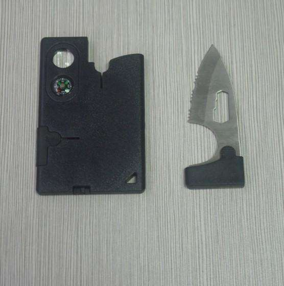 Credit Card Carzor Multi Tools Tactical Knife - Survival-Net