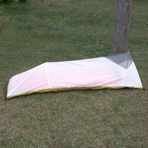 250 grams 4 seasons inner mesh outdoor summer camping tent