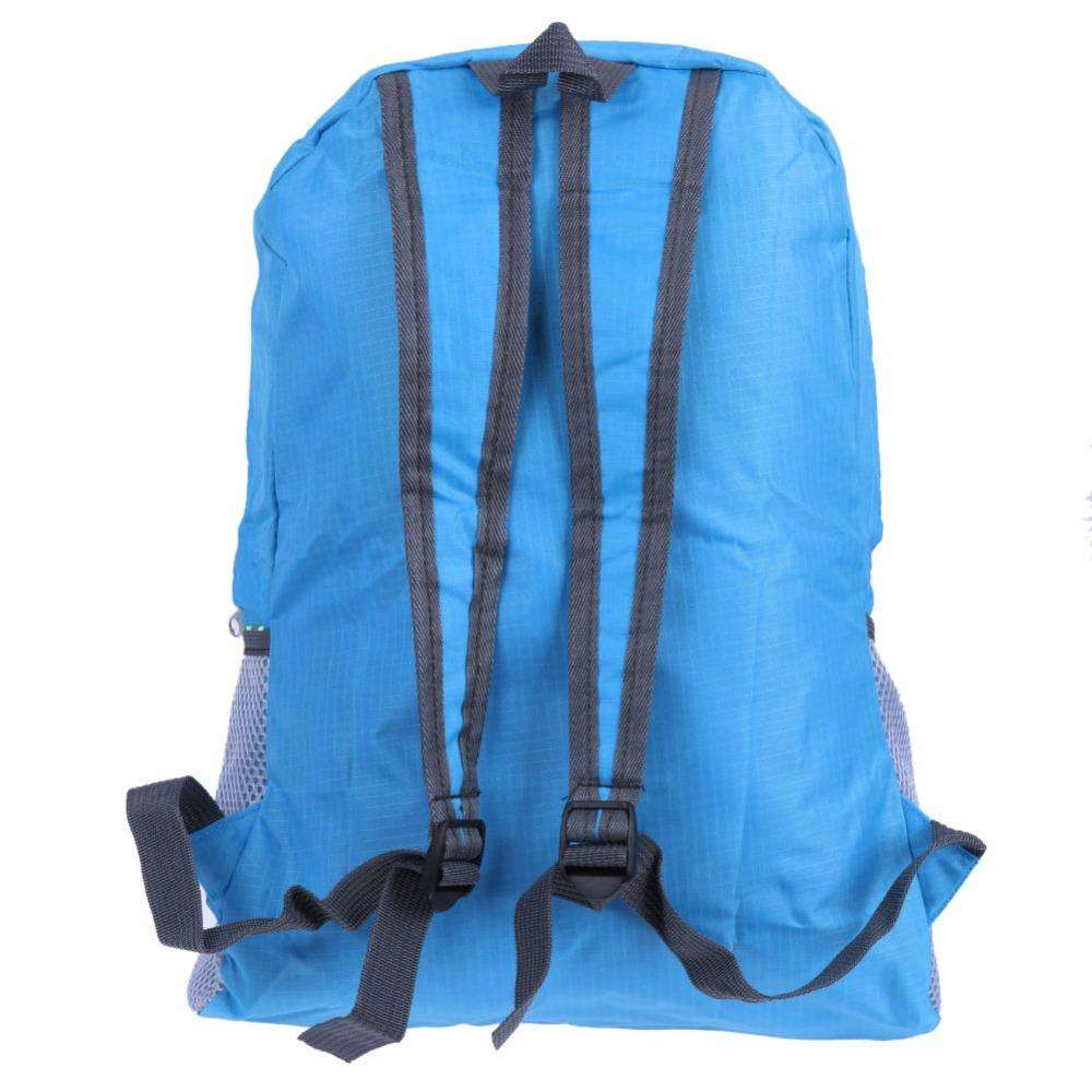 Polyester Waterproof Foldable Backpack Hiking Bag Outdoor Sports Cycling Bicycle Camping Mountaineering Climbing Travel Rucksack - Survival-Net